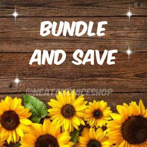 Other - **** I Love Bundle Deals **** Make an offer!